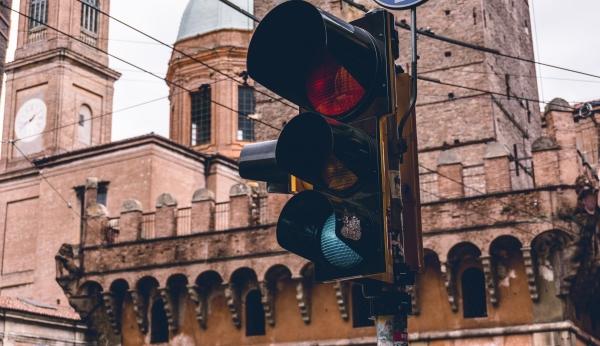 traffic crossing, redlight